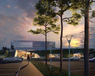 Liuna HQ – Diamon Schmitt Architects